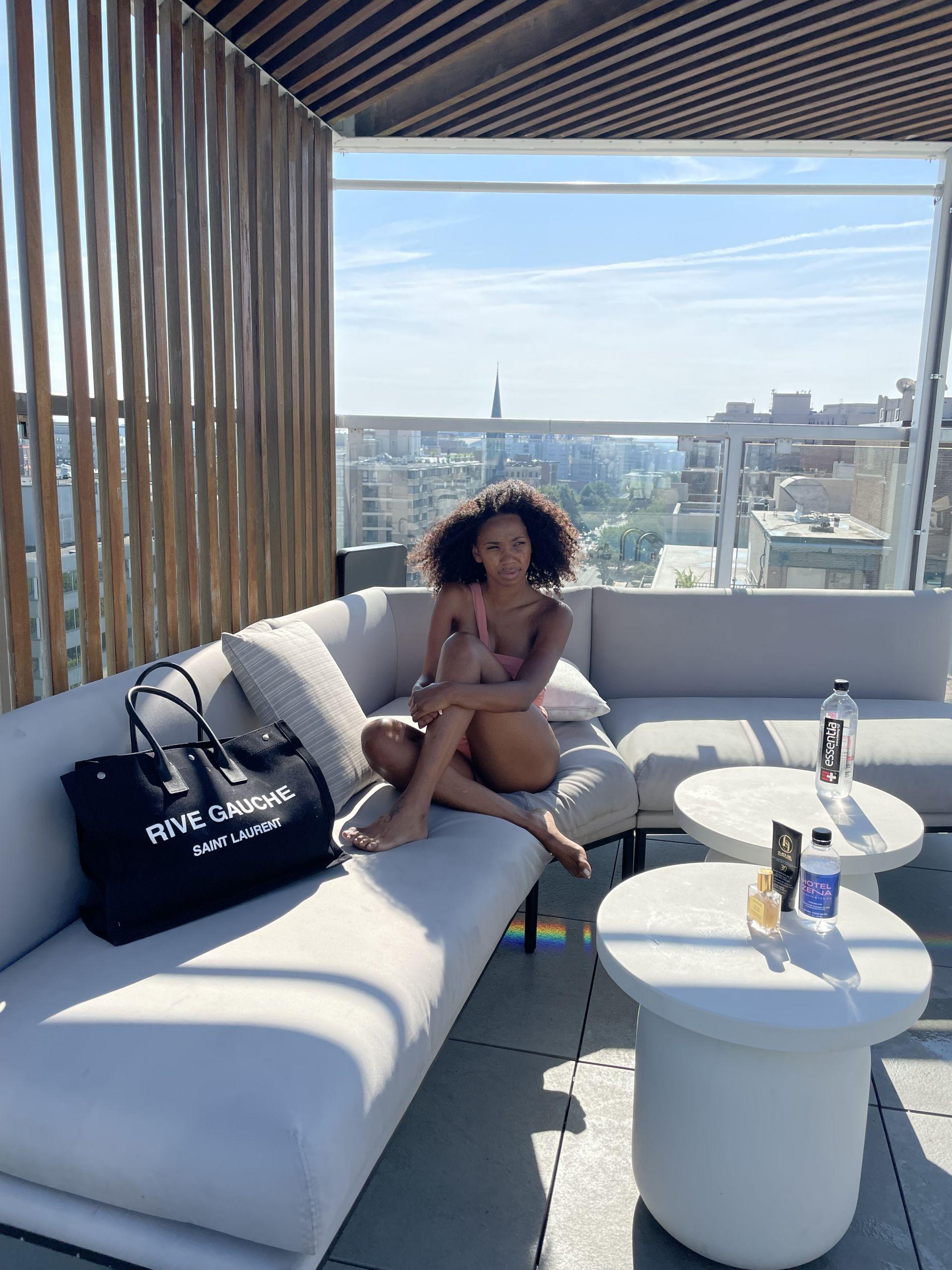 Hotel Zena Rooftop Washington D.C.