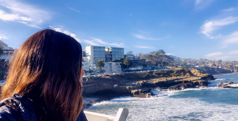 5 days in California:Birthdaycation